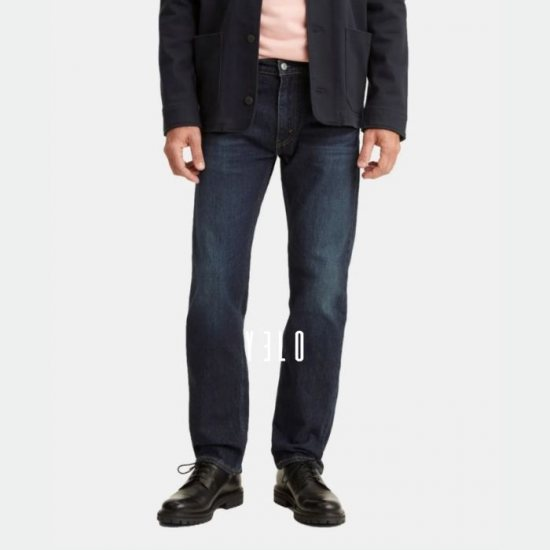 JEANS 505 Levis OSCURO