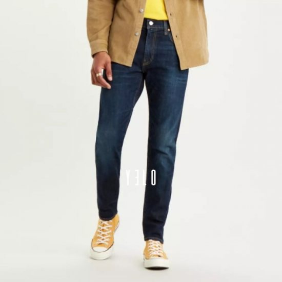JEANS 513 Levis OSCURO