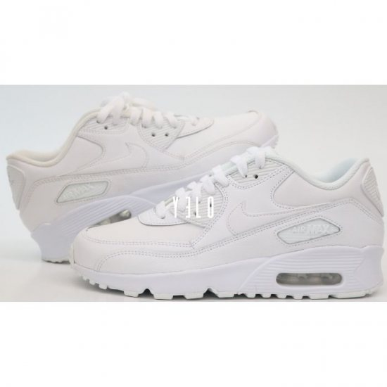 TENIS NIKE AIR MAX 90 LEATHER GS
