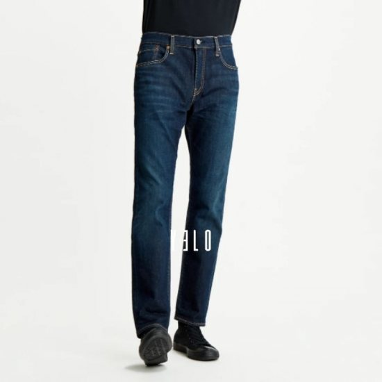 JEANS SKINNY TAPER Levis OSCURO